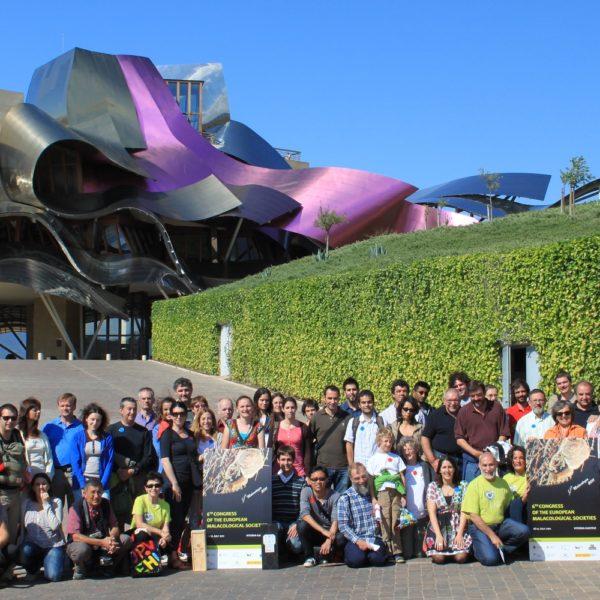 6th Congress of European Malacological Societies, Vitoria-Gasteiz 2011